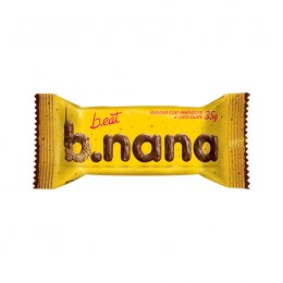 B.nana Amendoim com Chocolate 35g - B Eat