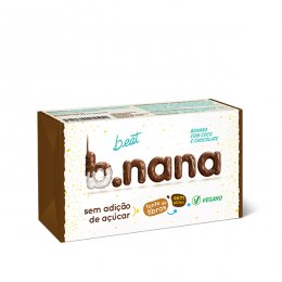 B.nana Coco com Chocolate Pack 3 Unidades 35g - B Eat