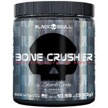 Bone Crusher (300g) - Black Skull