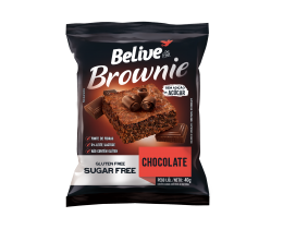 Brownie Chocolate 40g - Belive