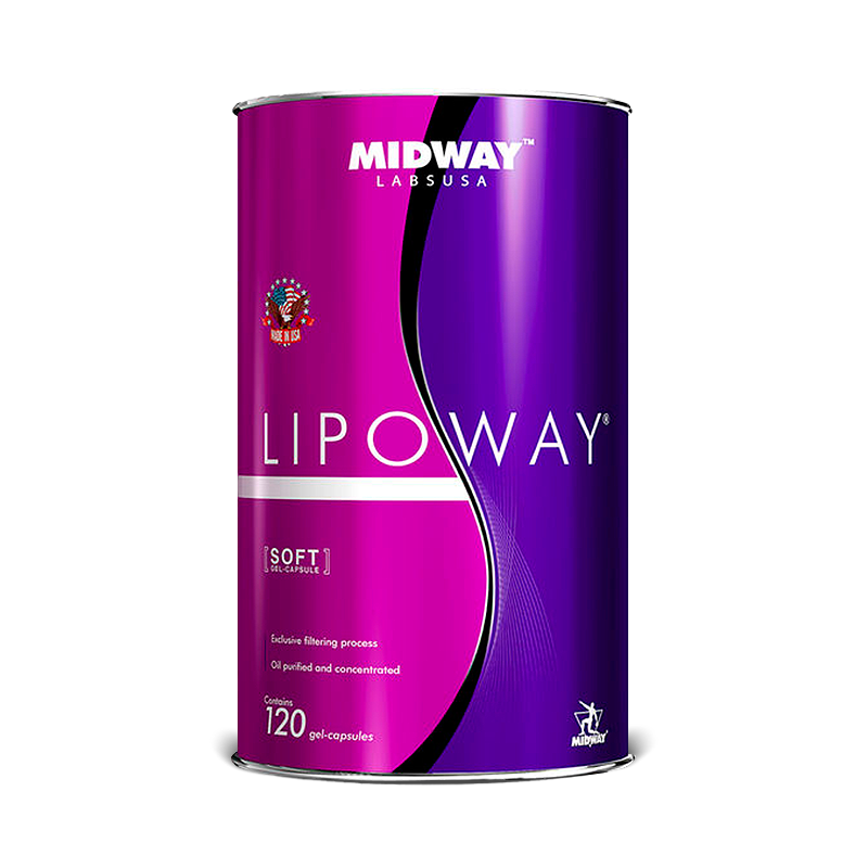 Lipoway (120caps) Glamour Nutrition