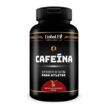Cafeína 210mg (60caps) - Linholev