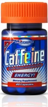 Caffeine Energy (20 cápsulas) - Arnold Nutrition