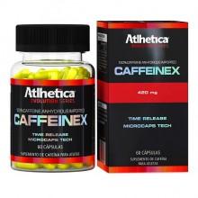 Caffeinex 420mg (60caps) - Atlhetica Nutrition