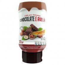 Calda de Chocolate c/ Avelã (335g) - Mrs Taste