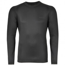 Camiseta Thermo Skin Manga Longa (Preta) - Curtlo