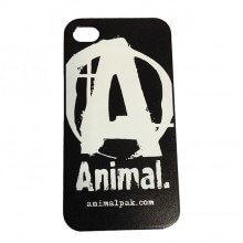 Capa para Iphone 5 e 5S Animal (Preta) - Universal Nutrition
