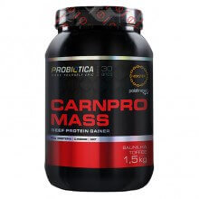 Carn Pro Mass (1,5kg) - Probiótica