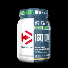 ISO 100 - 100% Hidrolyzed Stevia (726g) Dymatize