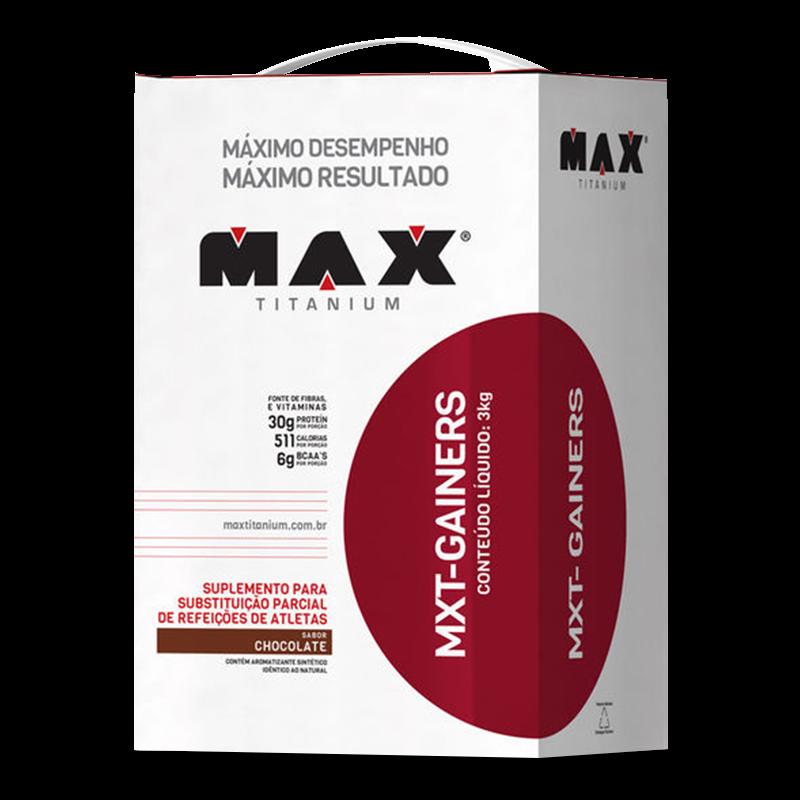 MXT Gainers (3kg) Max Titanium