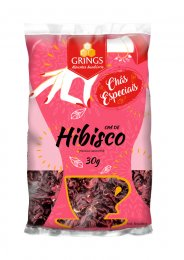 Cha de Hibisco 30g - Grings