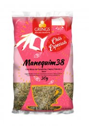 Cha Manequim 38 30g - Grings