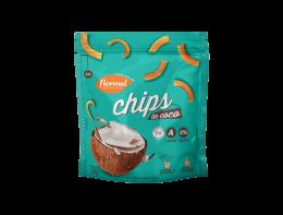 Chips de Coco 20g - Flormel