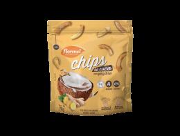 Chips de Coco com Gengibre 20g - Flormel