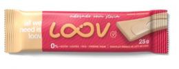Chocolife Loov Branco 25g - Chocolife