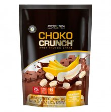Choko Crunch Whey Protein Shake (555g) - Probiótica