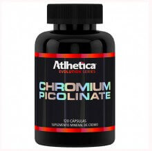Chromium Picolinate (120caps) - Atlhetica Nutrition