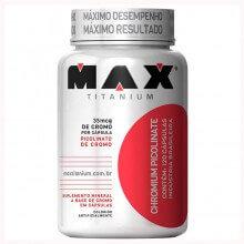 Chromium Picolinate (120caps) - Max Titanium