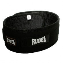 Cinturão para Musculação Conquer (Preto) - Rudel | LIQUIDAÇÃO