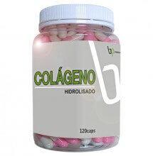 Colágeno Hidrolisado 600mg (120caps) - BP Suplementos