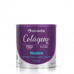 Colágeno Skin Neuto 300g - Sanavita