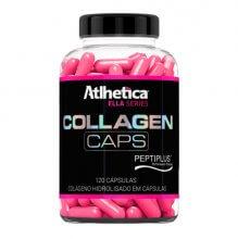 Collagen - Colágeno Hidrolisado (120caps) - Atlhetica Nutrition