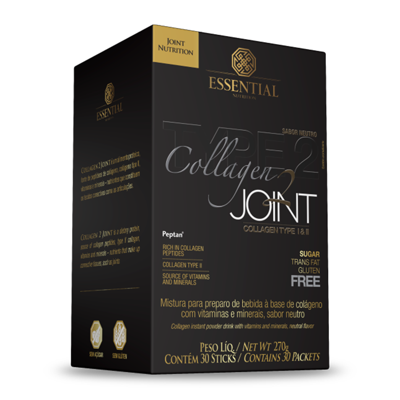 Collagen 2 Joint (30 sticks-11g) Essential Nutrition -Neutro