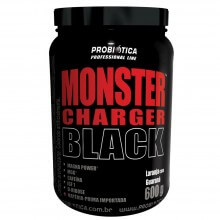 Monster Charger Black (600g) - Probiótica