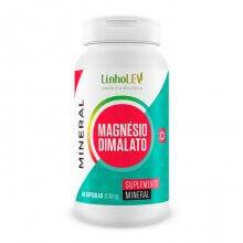 Magnésio Dimalato 400mg (60caps) - Linholev