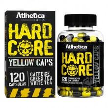 Hardcore Yellow (120caps) - Atlhetica Nutrition