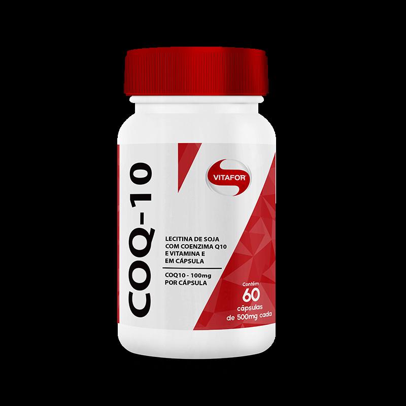 Coenzima Coq-10 (60caps) Vitafor