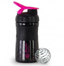Coqueteleira Blender Bottle Sport Mixer Mini 590ml