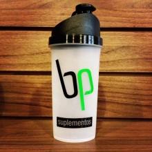 Coqueteleira Shaker (Preta) (700ml) - BP Suplementos