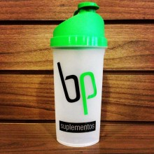 Coqueteleira Shaker (Verde) (700ml) - BP Suplementos