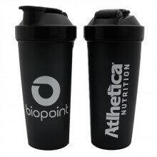 Coqueteleira Shaker Biopoint/Atlhetica (700ml) - Biopoint