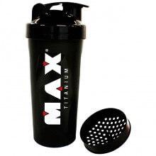Imagem - Coqueteleira Shaker Preta (600ml) - Max Titanium