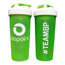 Imagem - Coqueteleira #TEAMBP (Verde/Branco) (700ml) - Biopoint