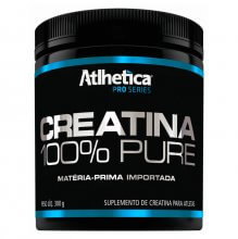 Imagem - Creatina 100% Pure Pro Series (300g) - Atlhetica Nutrition