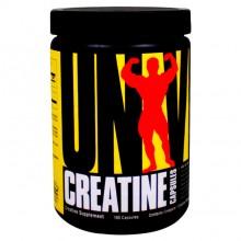 Creatine Capsules (100caps) - Universal Nutrition