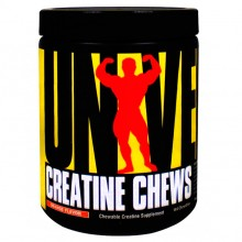 Creatine Chews (144tabs) - Universal Nutrition