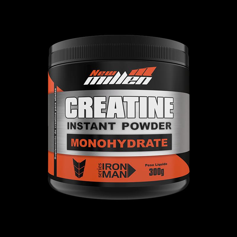 Creatina Monohidratada (300g) New Millen