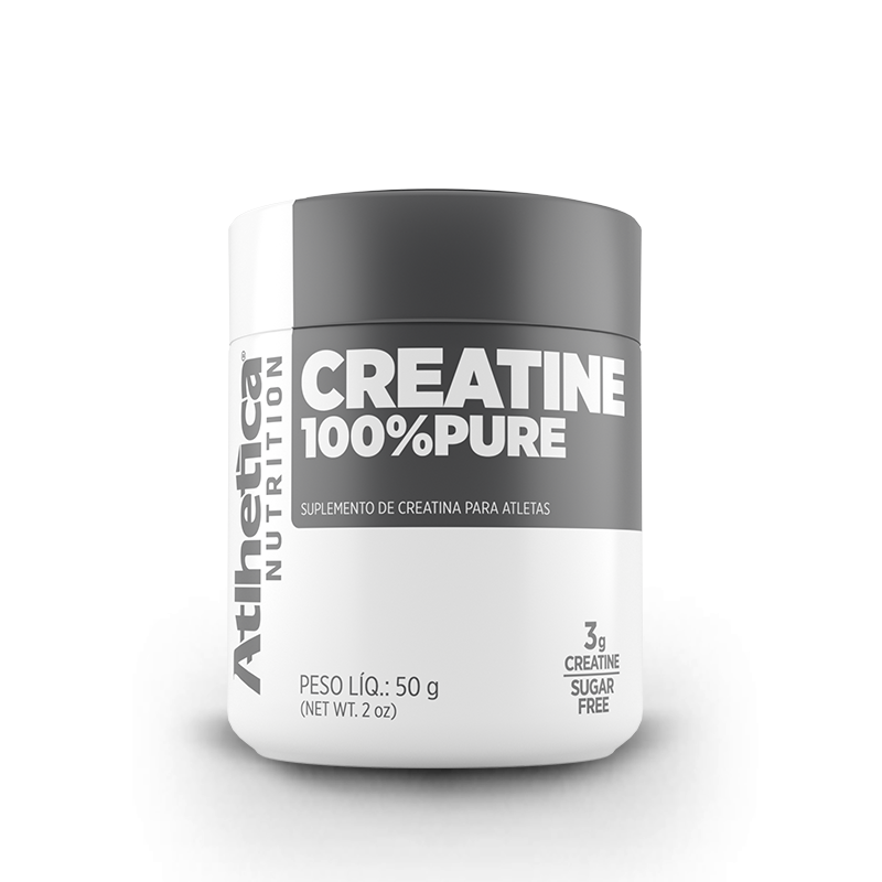 Creatine 100% Pure (50g) Atlhetica Nutrition