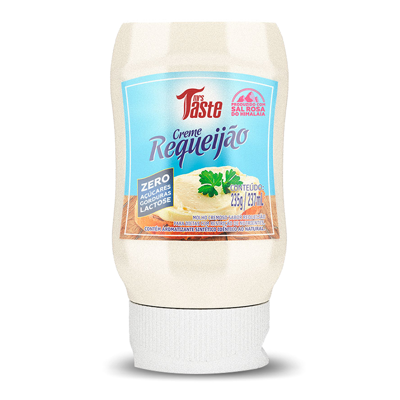 Creme Requeijão (235g) Mrs. Taste