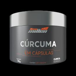 Cúrcuma (120 Caps) - New Millen