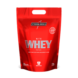 Nutri Whey Protein (Refil-1 8kg) IntegralMedica