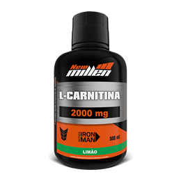 L- Carnitina (500ml) New Millen