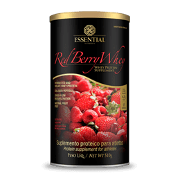 Red Berry Whey (510g) Essential Nutrition