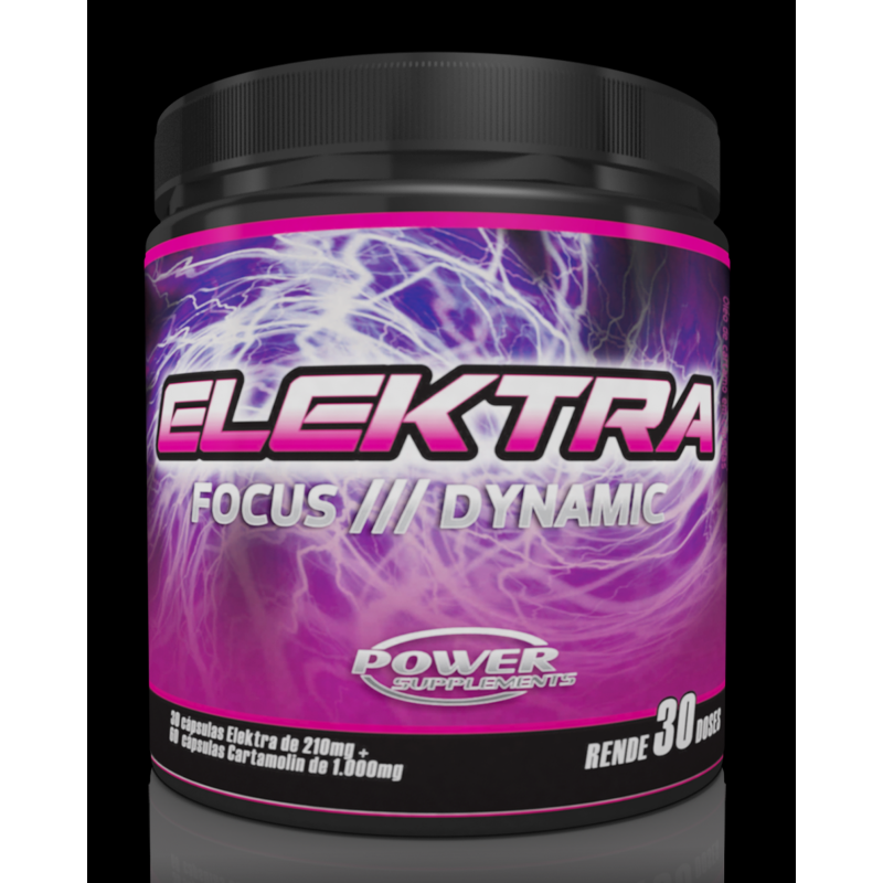 Elektra (30 doses) Power Supplements