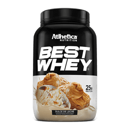 Best Whey (900g) Atlhetica Nutrition-Cinnamon Roll