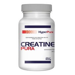 Creatine Pura (100g) HyperPure